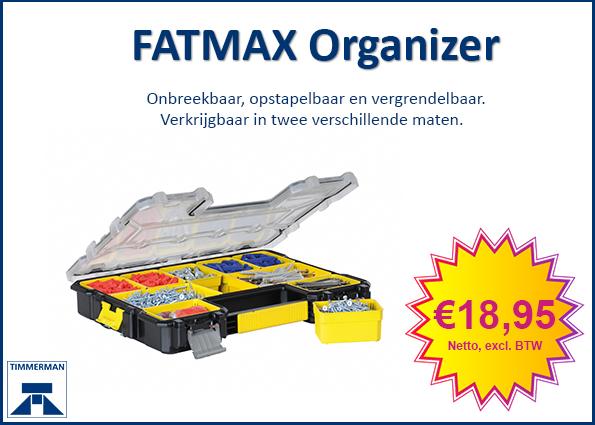 FATMAX professionele organizer