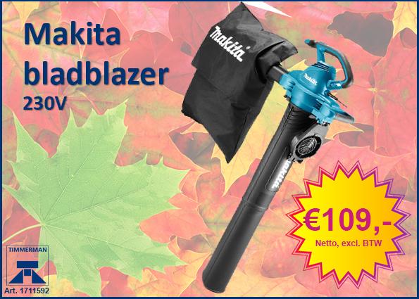 Makita bladblazer 230V