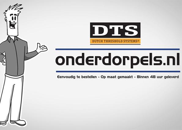 Onderdorpels.nl • op maat gemaakt •  binnen 48 uur geleverd • door heel Nederland