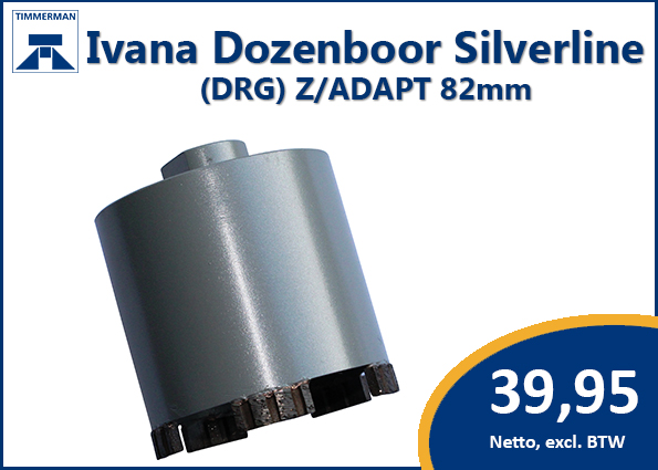 Ivana Dozenboor Silverline 82mm