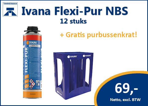Ivana Flexi-pur NBS (12 stuks)