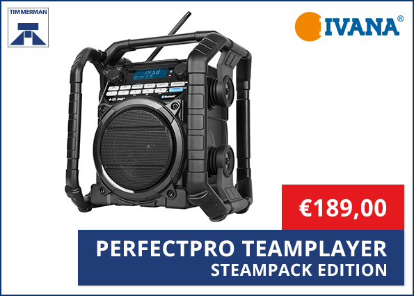 Perfectpro Teamplayer Steampack Edition