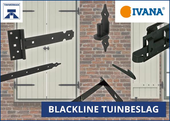 Blackline Tuinbeslag