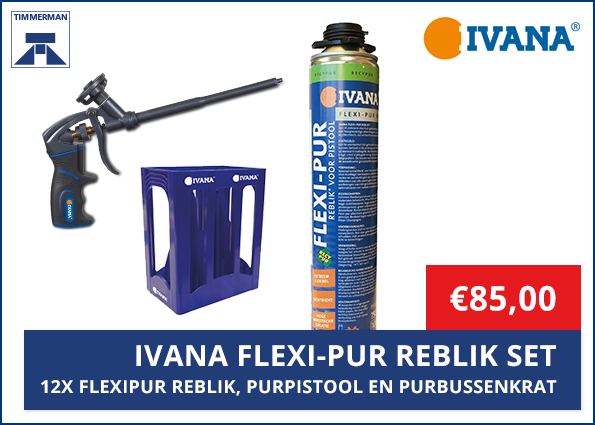 Ivana flexi-pur set Reblik of NBS