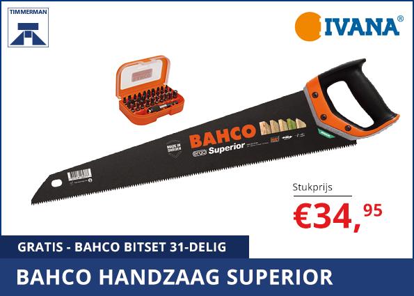 Bahco Handzaag Superior