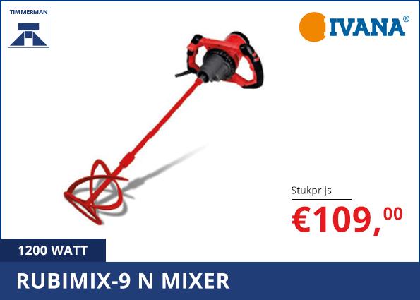 Rubimix-9 N mixer