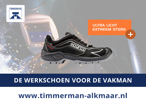 Uniek en exclusief bij Timmerman: Sparco Endurance