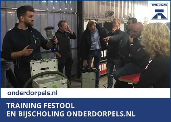 Festool training en bijscholing ONDERDORPELS.NL