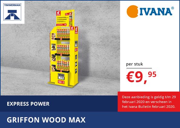 Griffon wood max