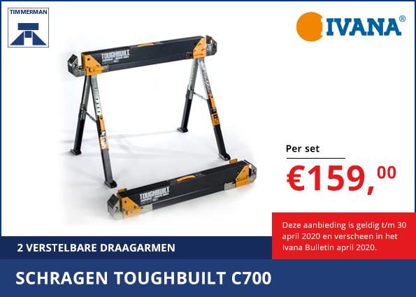 Schragen Toughbuilt C700