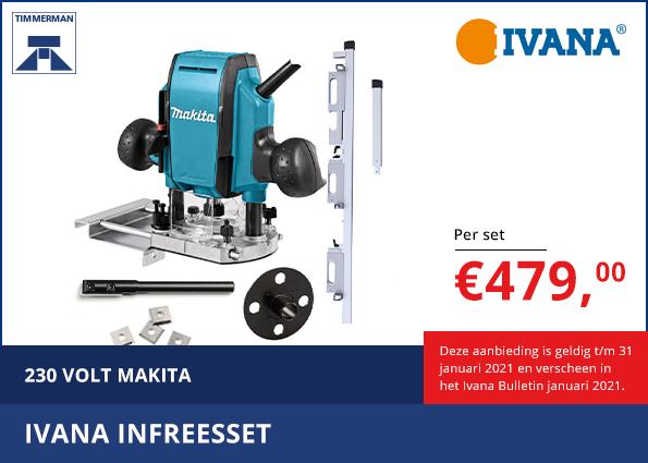 230 Volt Makita – Ivana Infreesset