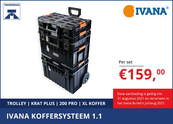 Ivana Koffersysteem 1.1