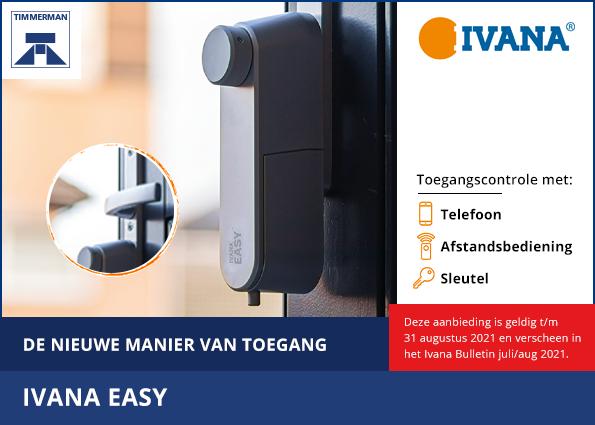 Ivana Easy: De nieuwe manier van toegang